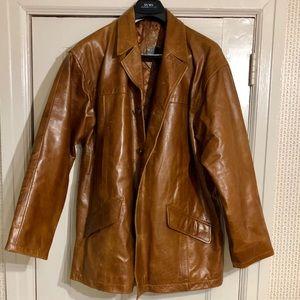 Aliza's Vintage Leather Jacket